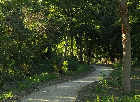 Parc de l'île de la Loge