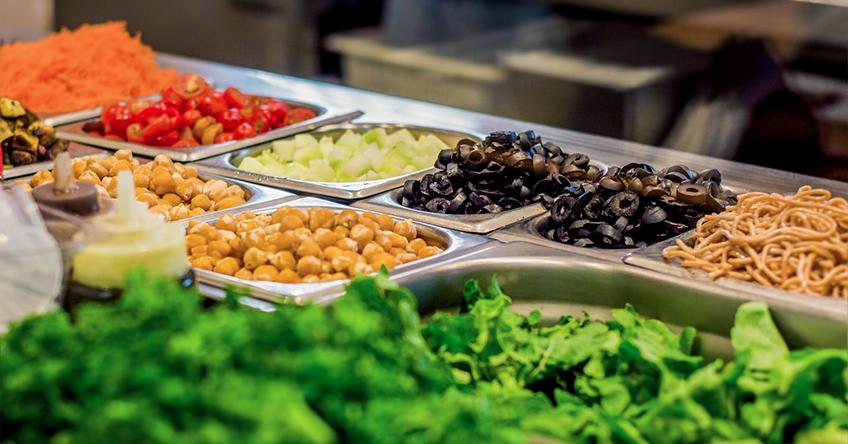 Bientôt des menus végétariens