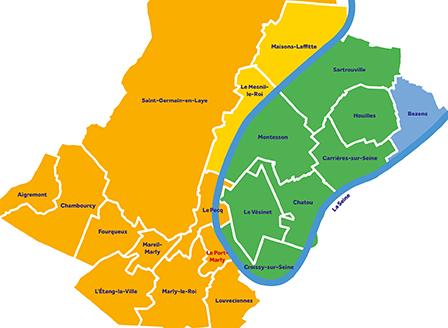 La communauté d'agglomération