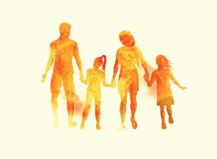 Le pôle Familles