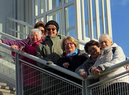 Le pôle Seniors