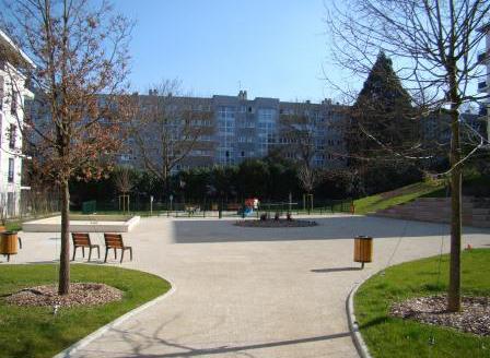 Le jardin Pierre Lallemant