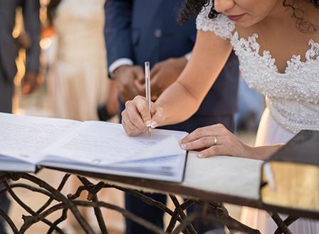 Mariages et Pacs